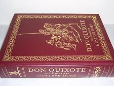 easton press DON QUIXOTE Cervantes illustr. Gustave Dore