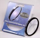 FILTRO ULTRAVIOLETTO PROTETTIVO UV FILTER HD PRO 62 mm. SERIES 1 PROFESSIONAL