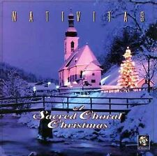 Nativitas Sacred Choral Christmas by Various Artists (CD, Vox Music