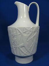 Schöne 60er Jahre Kurt Wendler  Design Edelstein Porzellan porcelain Vase  861