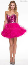 SALE! STRAPLESS SHORT PROM DRESS SWEET 16 LACE UP BACK COCKTAIL PARTY HOMECOMING