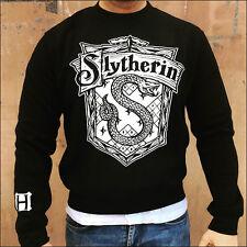 Sudadera Harry Potter  Hogwarts Slytherin Gryffindor  (Hombre, Mujer y Niñ@)