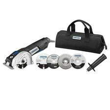 NEW DREMEL Ultra-Saw 7.5 Amp Variable Speed Corded Tool Kit with 4 Accessories a