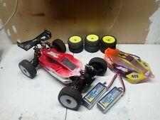 New listing team durango dex408 E Buggy not a ( team associated Losi traxxas tekno arrma )