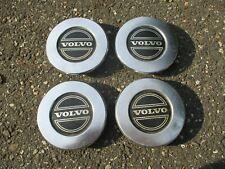 Genuine 1986 to 1991 Volvo 780 Bertoni alloy wheel center caps hubcaps