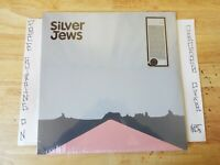 SEALED SILVER JEWS AMERICAN WATER HALF-SPEED MASTERED LP DRAG CITY DC149