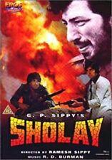 Sholay (Hindi DVD) (1975) (English Subtitles) (Brand New Original DVD)