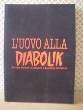 L' uovo alla Diabolik da una ricetta di Angela e Luciana Giussani  (MP05)