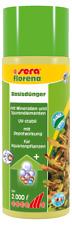 sera Florena 500 ml Pflanzendünger Basisdünger Volldünger für Wasserpflanzen