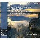 Mozart: Haydn Quartets [Merel Quartet] [Genuin: GEN14297], Merel Quartet CD   42