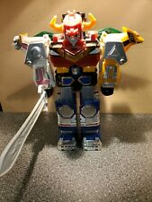 1998 Power Rangers Lost Galaxy Deluxe Megazord Complete! NICE!
