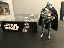 Mafex Star Wars Captain Phasma The Force Awakens, Complete
