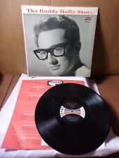 Buddy Holly Story Original Album Vinyl Record LP Vintage Rockabilly