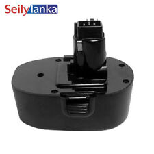 for Black&Decker 18V 2000mAh power tool battery A9268 A9277 A9282 PS145 KC1882F