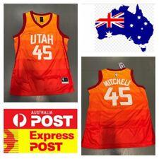 "Utah Jazz Donovan Mitchell ""Slam Dunk Champion"" Jersey Special Edition"