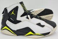 Nike Air Jordan True Flight Trainers 342964-133 Black/White UK9.5/US10.5/EU44.5