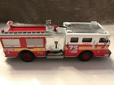 Code 3 FDNY Engine 75 Seagrave Pumper ANIMAL HOUSE