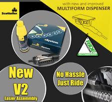 Scottoiler V System Universal Kit 700% chain life- Triumph Trophy 900 - 2001
