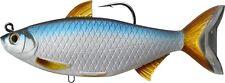 Live Target Swimbait GSS159MS701 Golden Shiner Silver Blue 6.5 Inch
