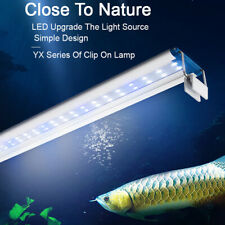 Waterproof  LED Light Aquarium Lighting Aquatic Plants Lamp For Fish Tank
