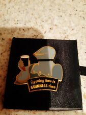More details for millennium collectables limited edition guinness pin badge.