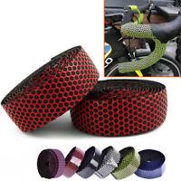 Bicycle Handlebar Drop Bar Tape/Wrap Soft Cork Cycling Road Bike Handlebar Tape