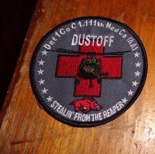 U.S.ARMY AVIATION PATCH, DET 1, C.CO 1ST BN 111TH AVN RGT, MED CO. ARK ARNG
