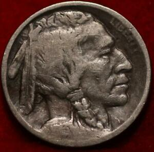 1913-S San Francisco Mint Buffalo Nickel