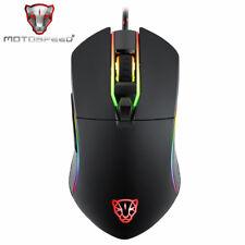 Motospeed V30 Mouse 6Key USB Wired Gaming Optical Mice 3500DPI e-Sport Gift Xmas