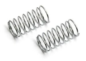 Team Associated 21197 18T Front Spring Silver  ASC21197