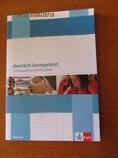 Deutsch.kompetent Trainingsheft schriftliches Abitur. Mit Lösungsheft. NEU!!