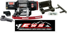 YAMAHA GRIZZLY 700 EPS 4X4 WARN PROVANTAGE 3500LB WINCH & MOUNT PLATE 2007