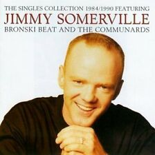 Jimmy Somerville Singles collection 1984-90 (feat. Bronski Beat & Communa.. [CD]