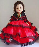 Madam Alexander Doll Mexico