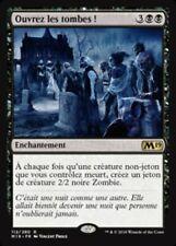 Ouvrez les tombes - Open the Graves     MTG Magic Francais
