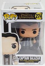 Funko POP! Pirates Of The Caribbean Captain Salazar Vinyl Figure 274