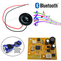 BLUETOOTH KIT for Hoverboard Parts 2 Wheel Smart Balance Swegway Circuit PCB UK
