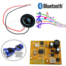 KIT Bluetooth Per Hoverboard parti 2 RUOTE SMART Balance swegway Circuito PCB UK
