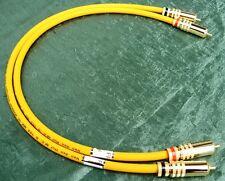Van DEN HUL d102 MKIII 2 x 1,0m Hi-End Interconnect Cable