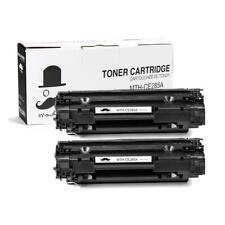 Moustache® 2PK 85A CE285A Black Toner For HP LaserJet Pro M1210 MFP Series P1102