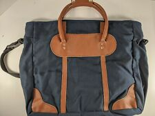 Vintage Eddie Bauer Bronco Green Heavy Duty Garment Clothing Travel Bag. Awesome