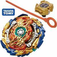 Wizard Fafnir Takara Tomy .Rt.Rs Beyblade Burst GT Starter w/ Launcher B-139