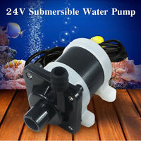 Submersible Water Pump Solar Powered Brushless Magnetic 900L/H Fish Pond Tank