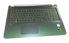 HP PAVILION 15-AK056NA LAPTOP PALMREST TOUCHPAD & KEYBOARD 832805-031 (PL77) CD