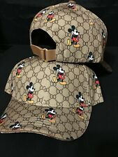 Mickey Hat Fashion Designer Cute Gg Mickey Hat Michey & Friends Disney