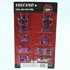 Red Cat Racing RER08735 Volcano EP/EP Pro hop up kit Purple New version