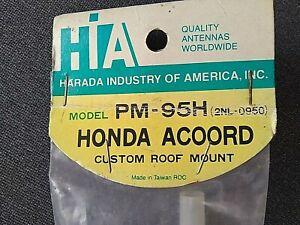 HARADA HONDA ACCORD, (UP TO 1981) CUSTOM ROOF MOUNT RADIO ANTENNA, MORE NOS