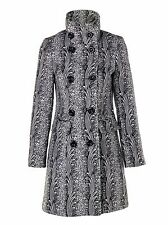 Wool Floral Coats & Jackets for Women