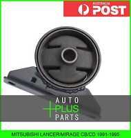 Fits MITSUBISHI LANCER/MIRAGE CB/CD - Front Engine Motor Mount Manual Trans