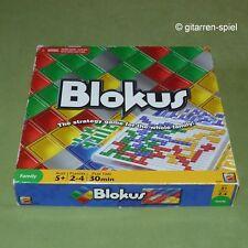 Blokus-ingénieux simple placement de Mattel allemande instructions 1 A Top!